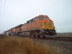 BNSF C44-9W 5011